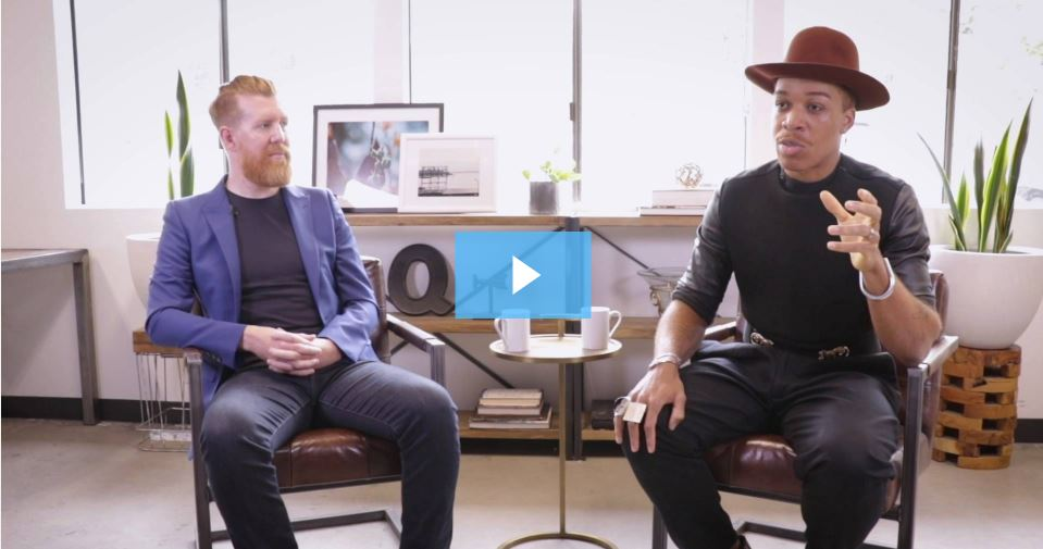 Vernon François and Nick Mulholland discuss how they partnered and created a successful brand.