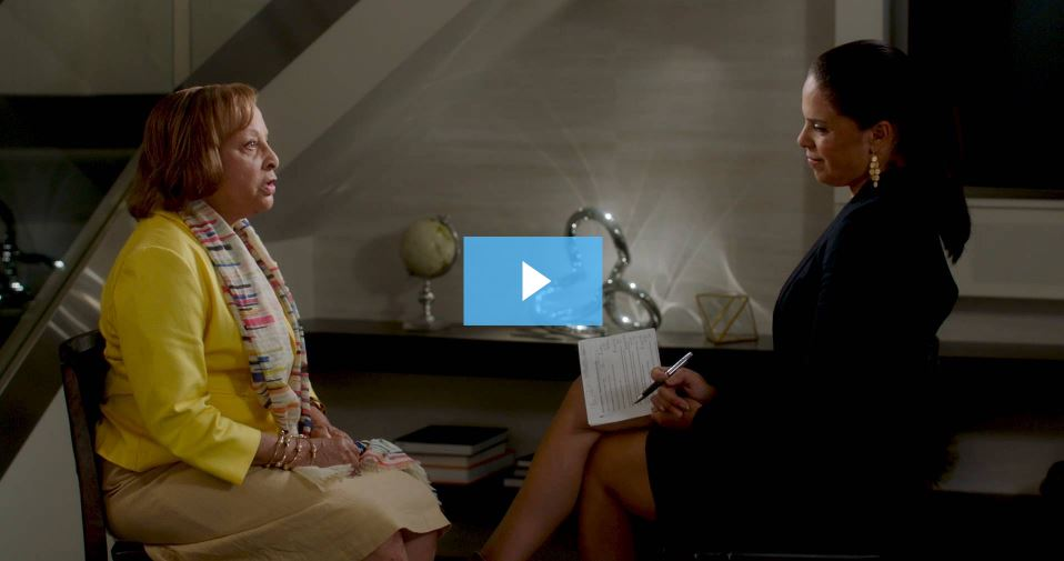Cynthia​ Vernón sits down with Soledad O'Brien to tell her story about her career at NASA and what it meant to be a hidden figure.