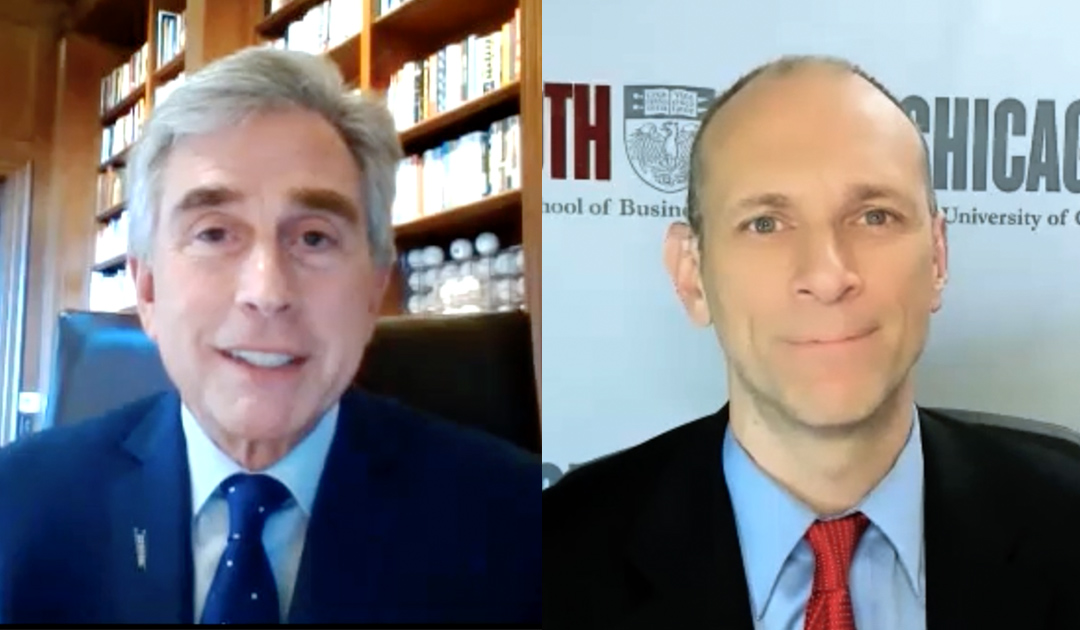 2021 Economic and Investment Series, Featuring Russell Goldsmith and AustanGoolsbee